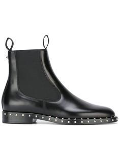 ботинки челси Valentino Garavani Rockstud Valentino