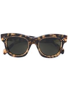 солнцезащитные очки в оправе кошачий глаз Céline Eyewear