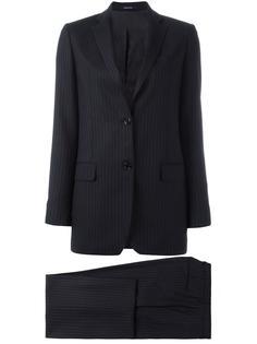 пиджак в тонкую полоску Tagliatore