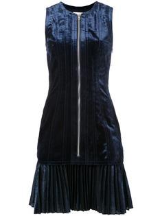 бархатное платье на молнии 3.1 Phillip Lim