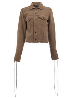 джинсовая куртка Haider Ackermann