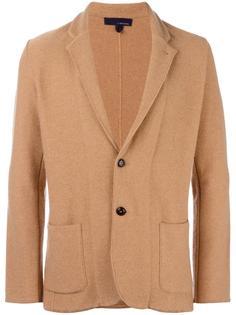 кашемировый пиджак Lardini