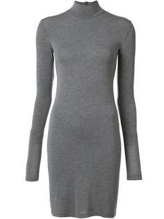 облегающее платье с длинными рукавами Gareth Pugh
