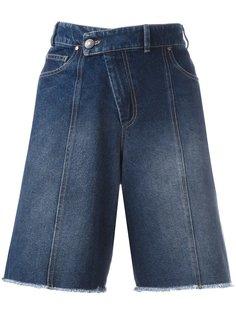 джинсовые шорты Pukklepop A.F.Vandevorst