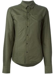 рубашка с укороченными рукавами A.F.Vandevorst