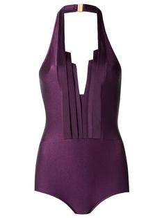 halter neck swimsuit Adriana Degreas