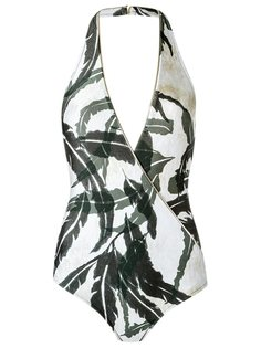 printed swimsuit Adriana Degreas