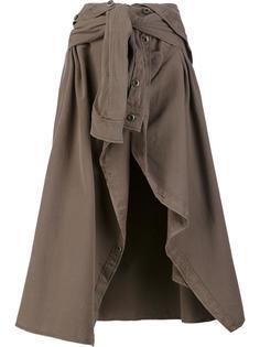 юбка с завязками Faith Connexion