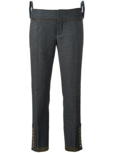 укороченные брюки Livery Tenent  Dsquared2