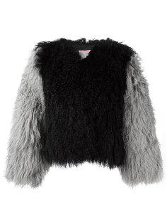 меховая куртка Classic Fuzz  Charlotte Simone
