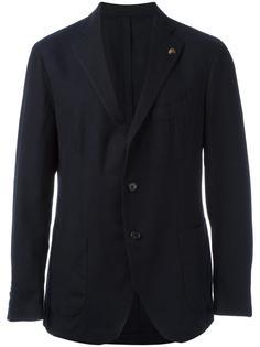 пиджак на трех пуговицах Gabriele Pasini