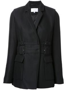 пиджак с двойным поясом Carven