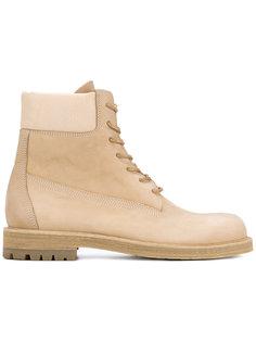 ботинки на шнуровке Hender Scheme