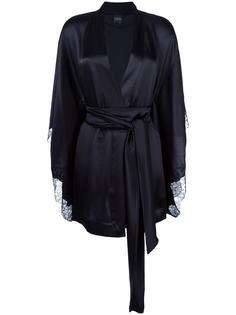 короткий халат-кимоно Carine Gilson