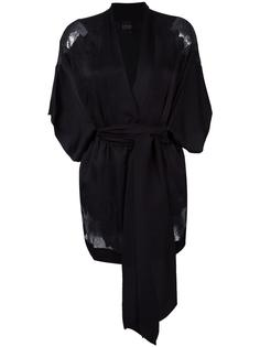 короткое кимоно Carine Gilson