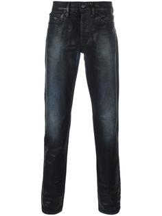 джинсы с потертостями Htc Hollywood Trading Company