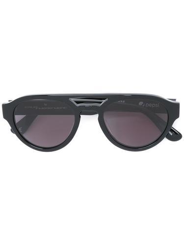 солнцезащитные очки со смайликами Italia Independent