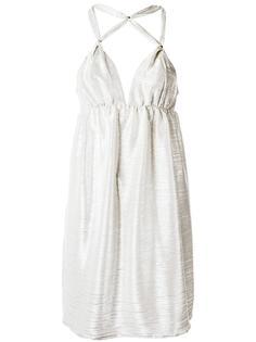 strappy dress Tufi Duek