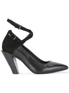туфли с ремешком на щиколотку A.F.Vandevorst