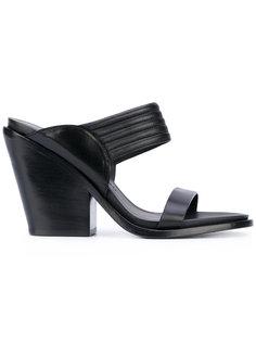 сандалии с ремешками A.F.Vandevorst