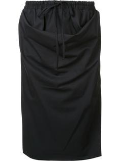 юбка мешковатого кроя с эластичным поясом Vivienne Westwood Red Label