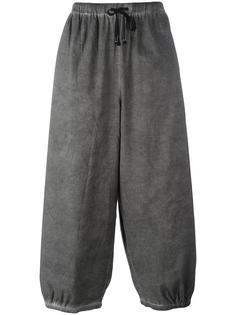 свободные брюки на шнурке Unconditional