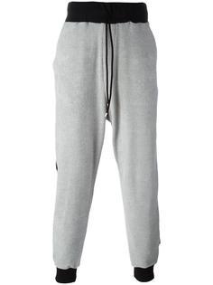 утепленные спортивные брюки  Numero00