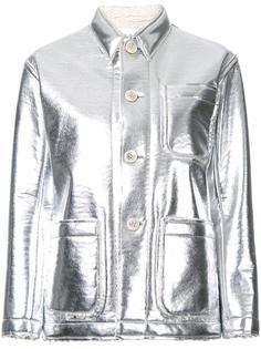 приталенная куртка Julien David