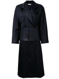 двубортное пальто JW Anderson