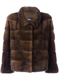 куртка из меха норки Arma