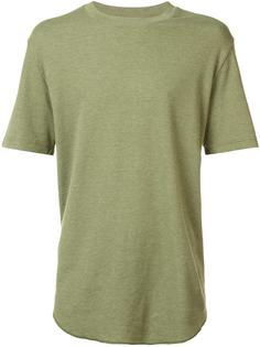 футболка с круглым вырезом 321