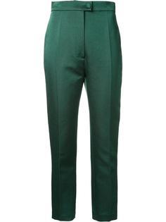 укороченные строгие брюки Martin Grant