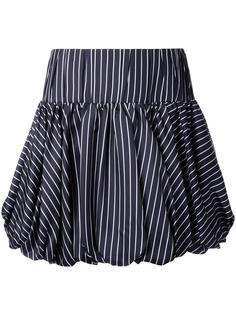 юбка в полоску Monse