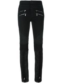 джинсы скинни Roberto Cavalli