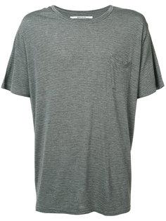 футболка в полоску Robert Geller