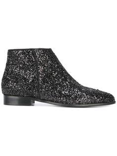 ботинки с блестками Anna Baiguera