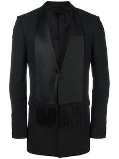 пиджак с лацканами-шарфом Givenchy