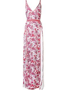вечернее платье Essie Zac Zac Posen