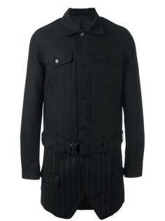 многослойная куртка Juun.J
