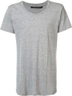 футболка Curve U-Neck John Elliott