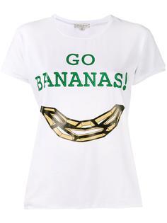 футболка с принтом Natasha Zinko