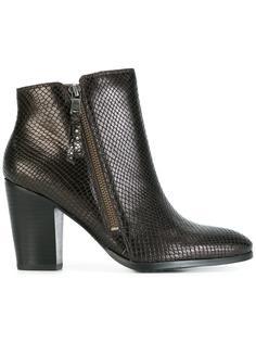 сапоги по щиколотку с миндалевидным носком Lauren Ralph Lauren