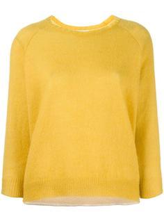 свитер с круглым вырезом Moncler