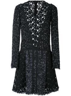 кружевное платье Giambattista Valli