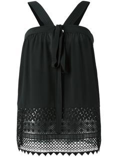 блузка без рукавов  Nº21