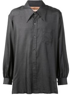 рубашка свободного кроя Andreas Kronthaler For Vivienne Westwood