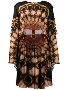платье с рисунком Kaleido Eye Givenchy