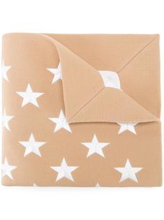 шарф со звездами Gareth Pugh