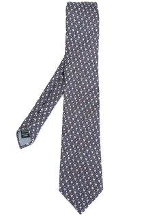 галстук с узором Fashion Clinic Timeless