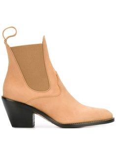 "ботинки Челси в стиле ""вестерн"" Chloé"